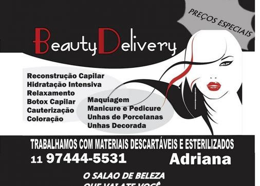 beauty delivery